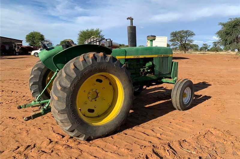 2WD tractors John Deere 3130 Tractors