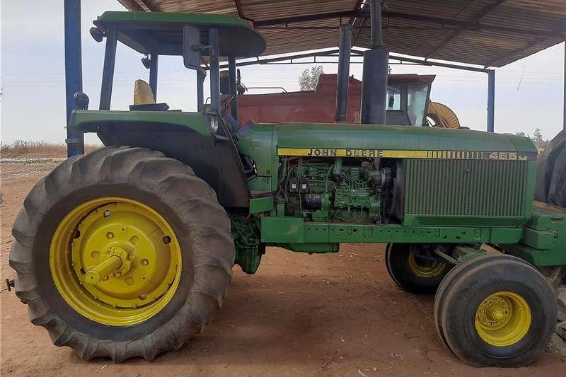 2WD tractors John deere 4650 Tractors