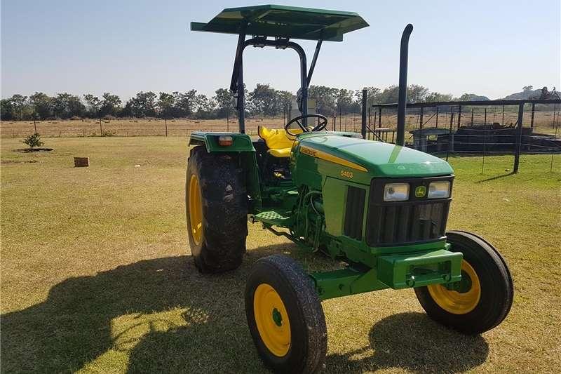 2WD tractors John Deere 5403 Tractors