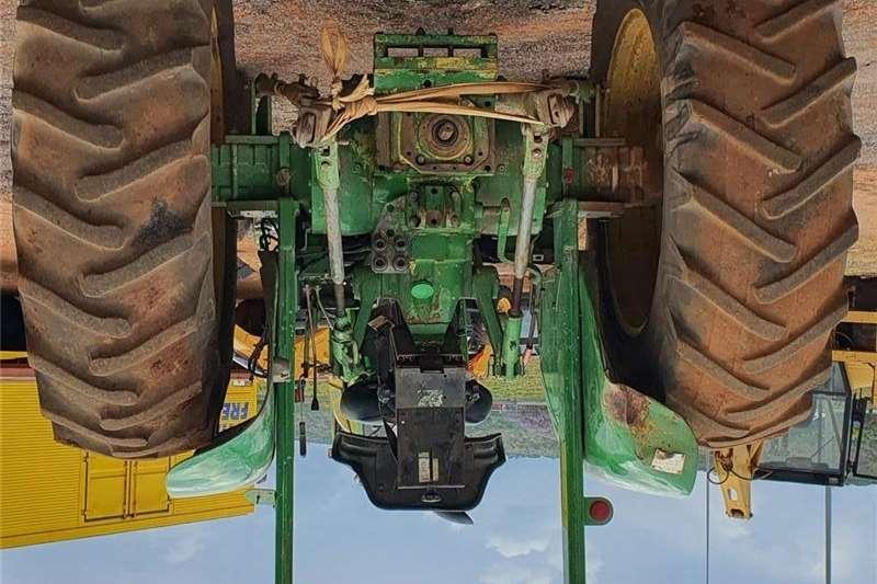 2WD tractors JOHN DEERE TRACTOR 3351 Tractors