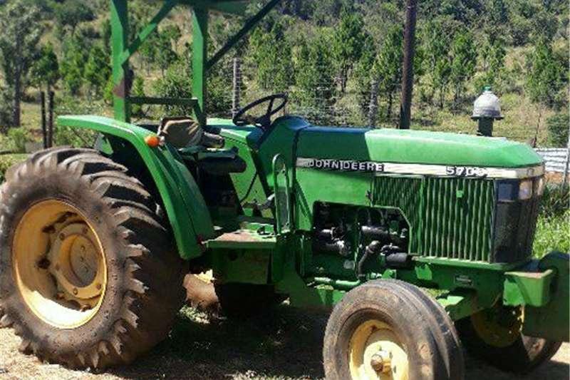 2WD tractors John deere tractor Tractors