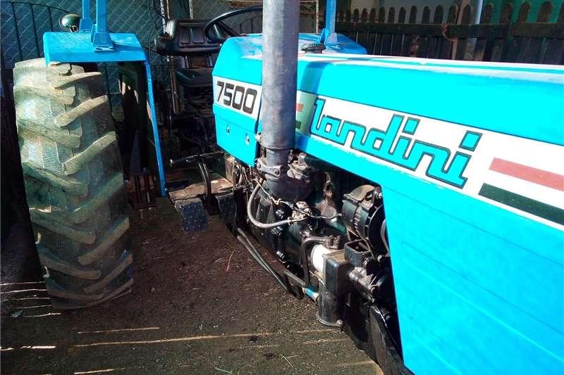 2WD tractors Landini 7500 Tractors