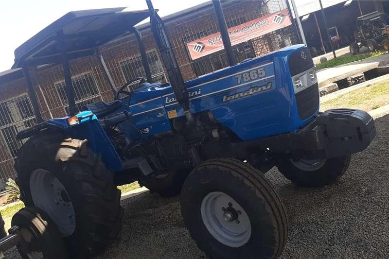 2WD tractors Landini 7860   4X2 Tractors