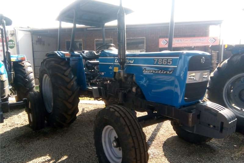 2WD tractors Landini 7865 4x2 Tractors