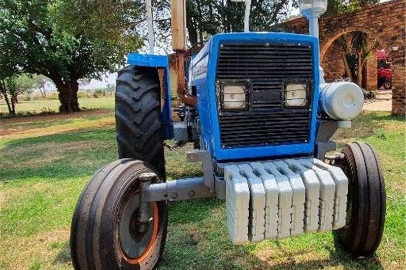 2WD tractors landini 8500 Tractors