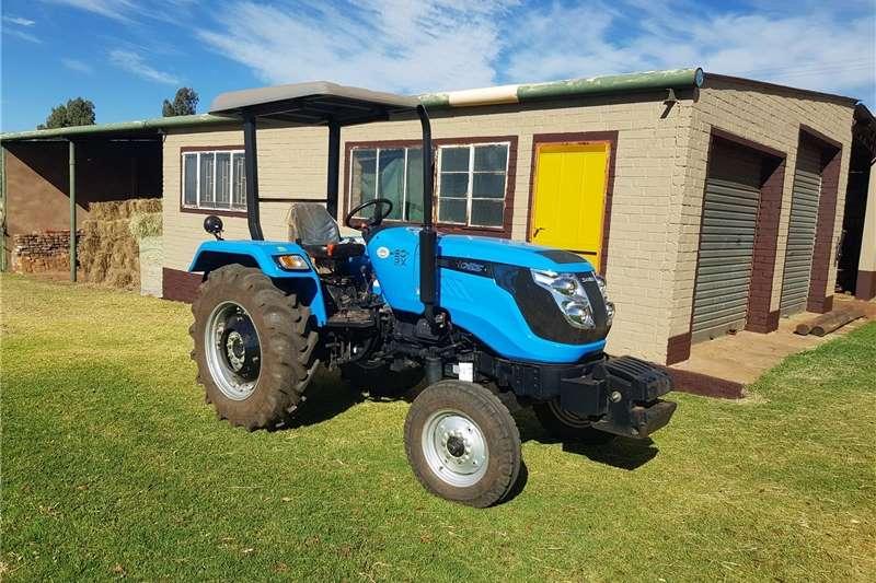 2WD tractors Landini Solis 50 RX Tractor Tractors
