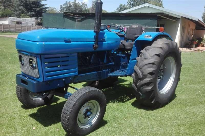 2WD tractors Layland 272 Syncro Tractors