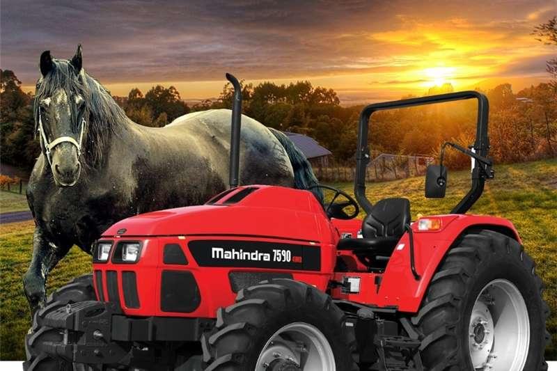 2WD tractors MAHINDRA TREKKERS   WARE PERDEKRAG Tractors