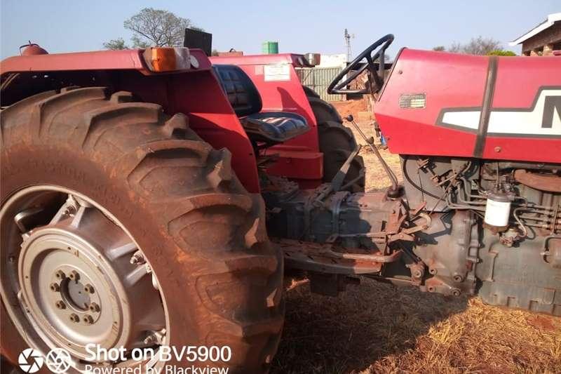 2WD tractors Maseferguson 290tractor with slasher Tractors