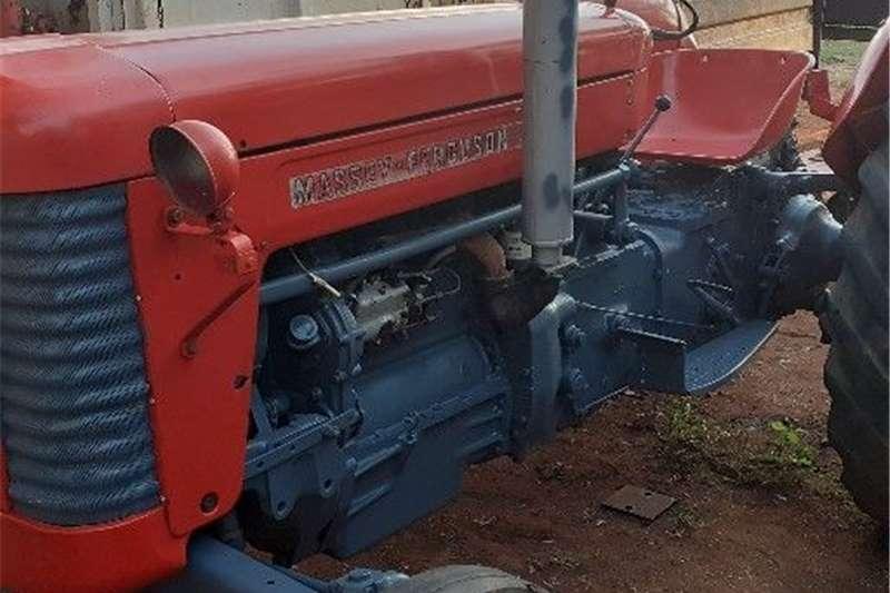 2WD tractors Masey furguson 65 Tractors
