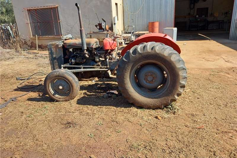 2WD tractors Massey 35X two available Tractors
