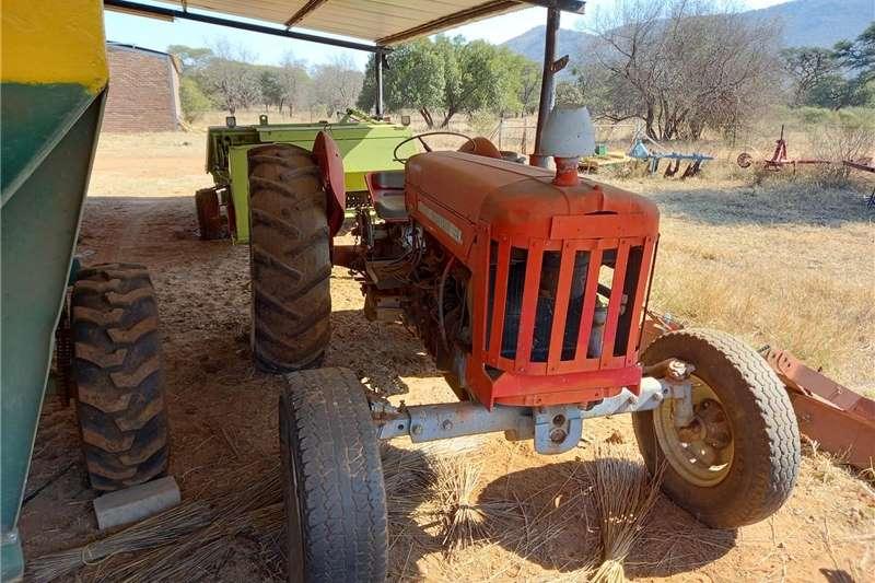 2WD tractors Massey 65 Tractors