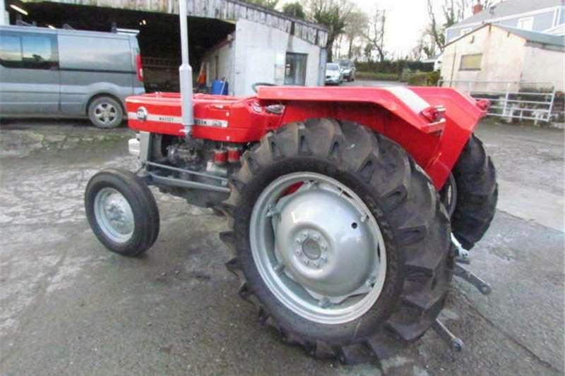 2WD tractors Massey Ferguson 135 Tractors
