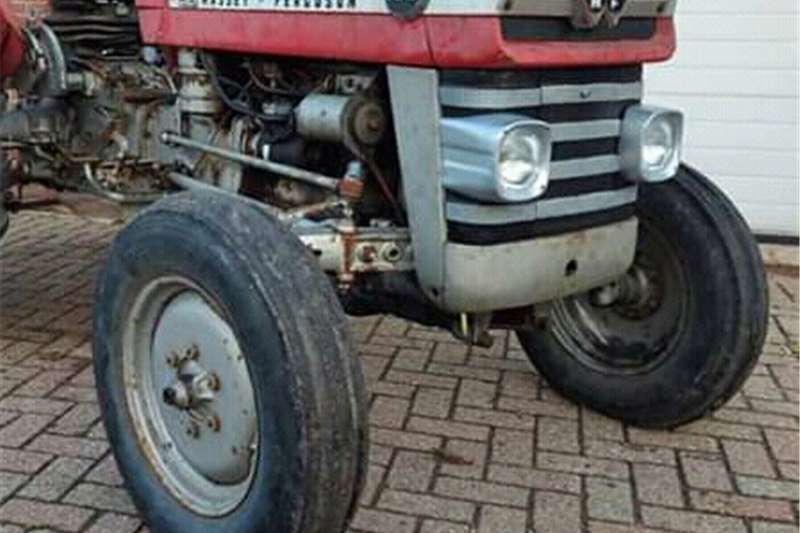 2WD tractors Massey Ferguson 135 Diesel Tractors