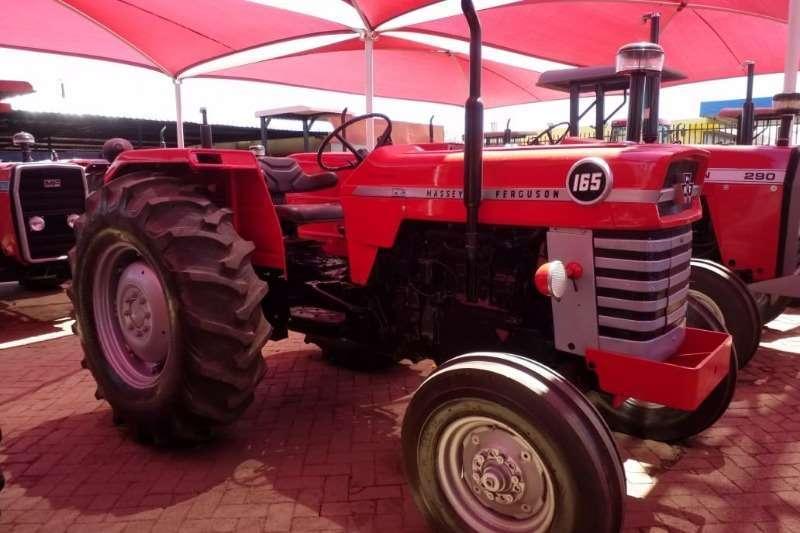 Tractors 2WD tractors MASSEY FERGUSON 165 2WD