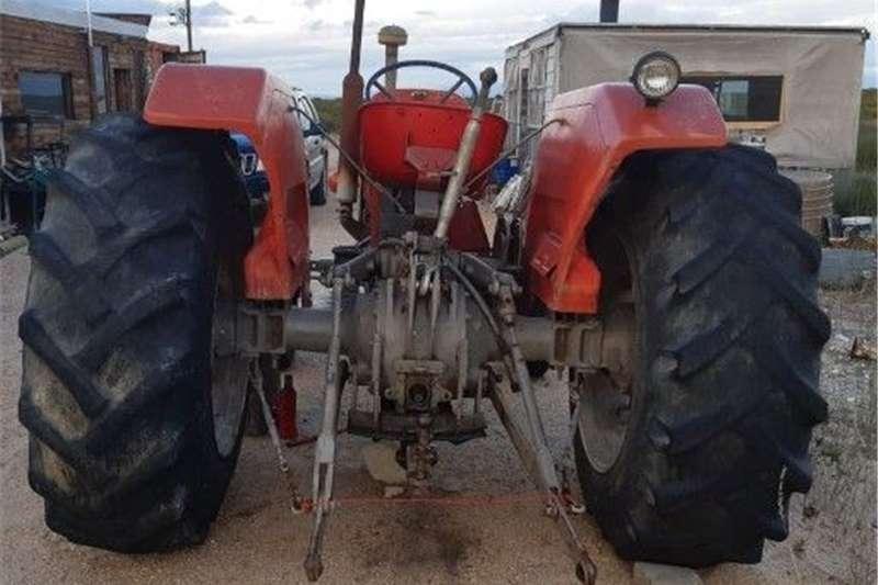 2WD tractors massey ferguson 165 Tractors
