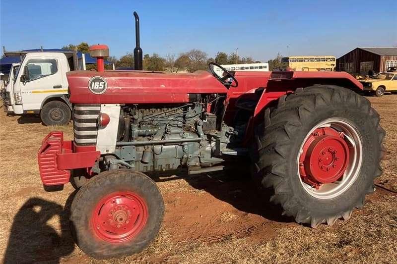 2WD tractors MASSEY FERGUSON 165 TRACTOR Tractors