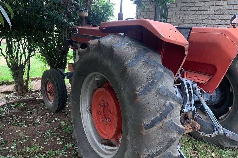 2WD tractors Massey Ferguson 178 Tractors