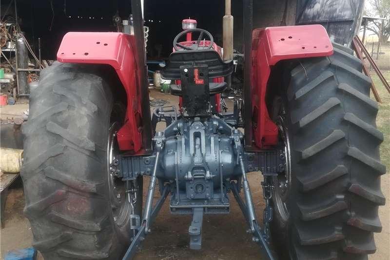 2WD tractors Massey Ferguson 188 Tractors