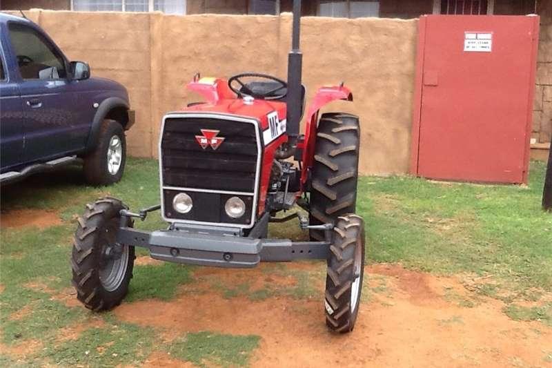2WD tractors Massey Ferguson 220 Tractors