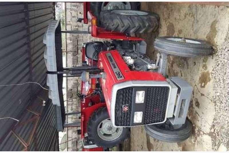 2WD tractors Massey Ferguson 240 Tractors