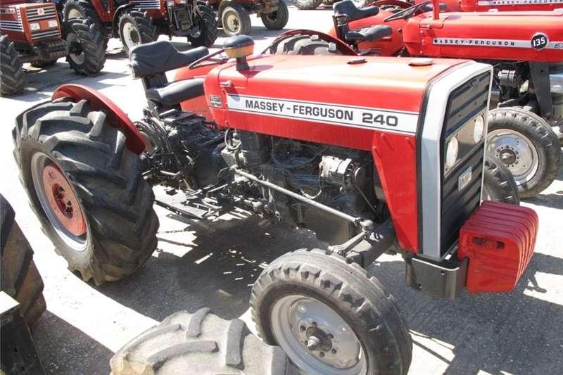 2WD tractors Massey Ferguson 240 for Sale Tractors