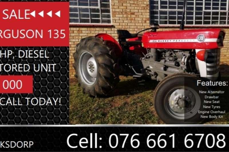 Tractors 2WD tractors Massey Ferguson 240