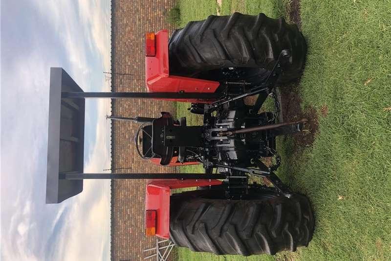 2WD tractors Massey Ferguson 265 Tractors