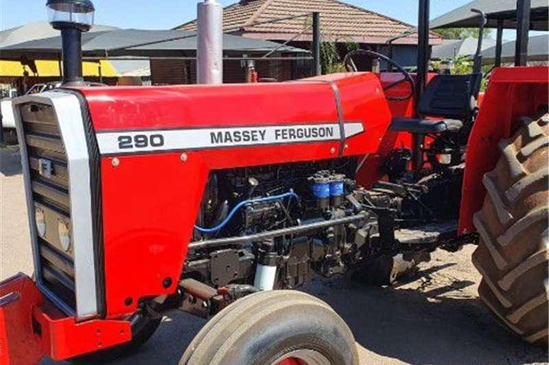 2WD tractors Massey Ferguson 290 2WD Tractor Tractors