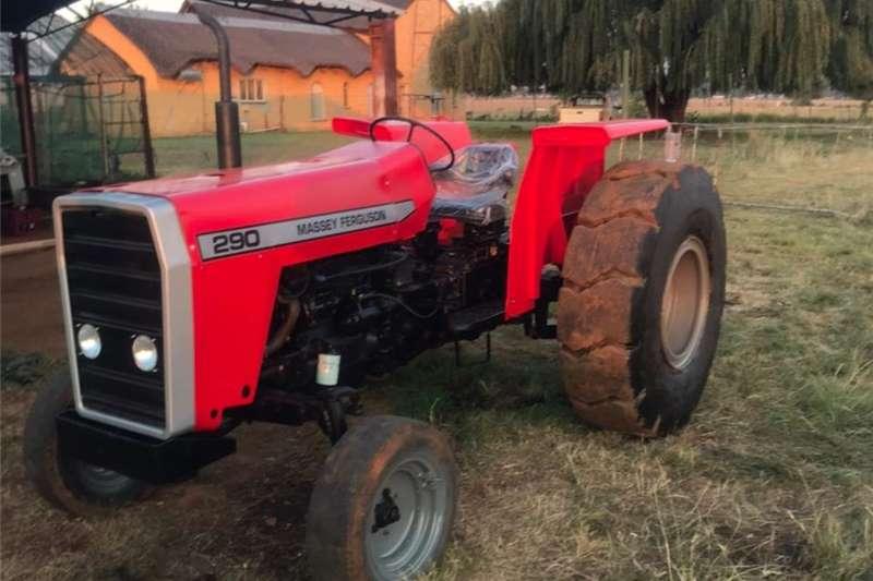 2WD tractors Massey ferguson 290 for sale Tractors