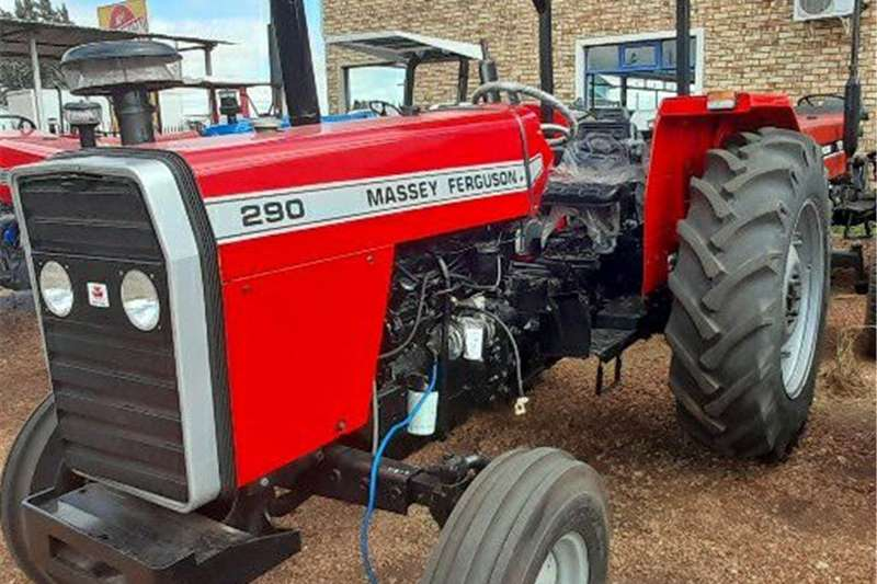 2WD tractors Massey Ferguson 290 Tractors