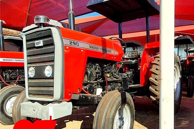 2WD tractors MASSEY FERGUSON 290 TRACTOR Tractors