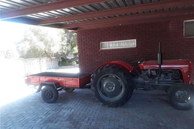 2WD tractors Massey Ferguson 35 petrol tractor Tractors