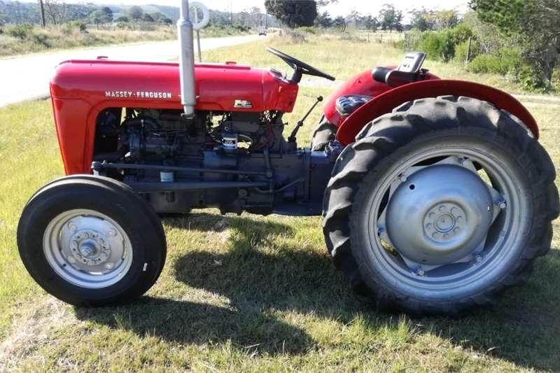 2WD tractors Massey Ferguson 35 X Tractors