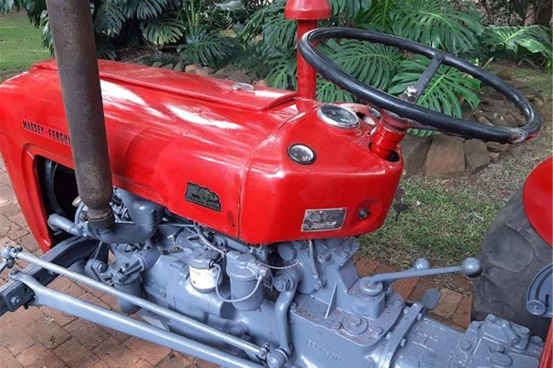 2WD tractors Massey Ferguson 35X tractor Tractors