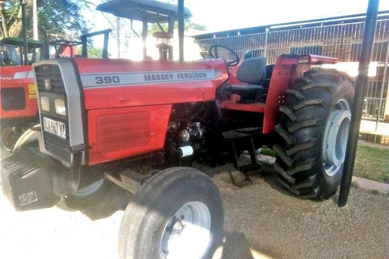 Tractors 2WD tractors Massey Ferguson 390 4x2