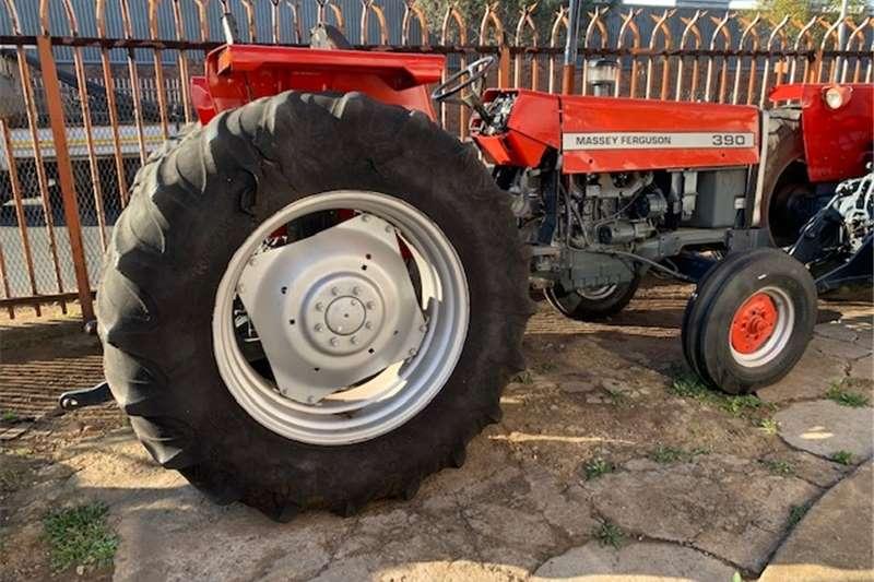 2WD tractors Massey ferguson 390 Tractors