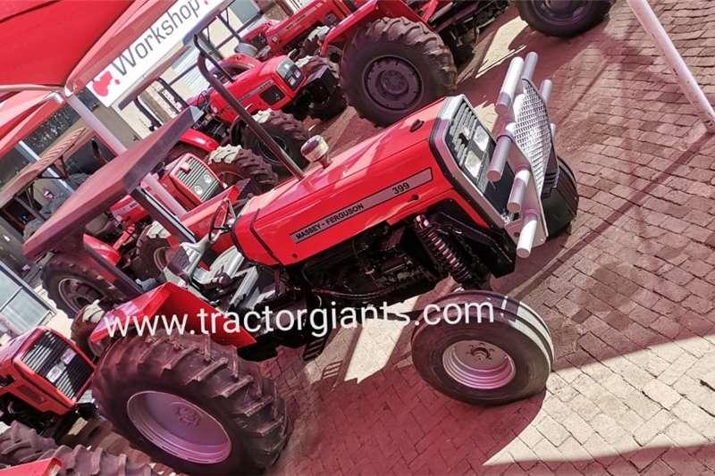 2WD tractors Massey Ferguson 399 2wd Logger (641) Tractors