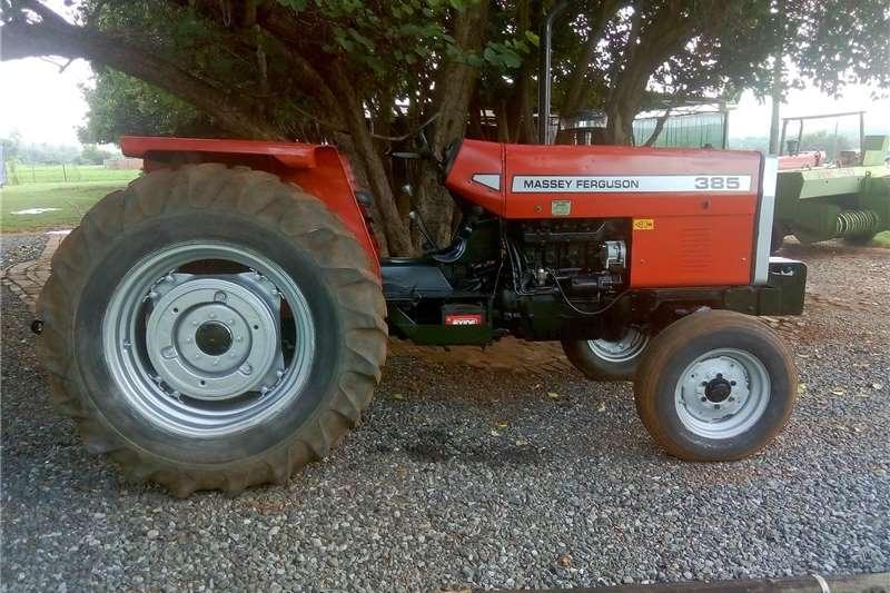 2WD tractors Massey Ferguson Tractors