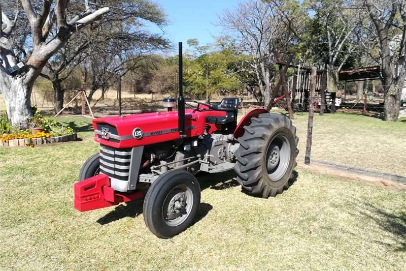 2WD tractors Massey Ferguson (MF) 135  4X2 Pre Owned Tractor Tractors