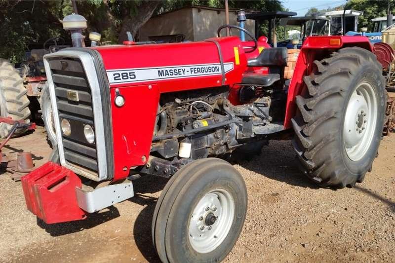2WD tractors Massey Ferguson (MF) 285 4X2 Tractors