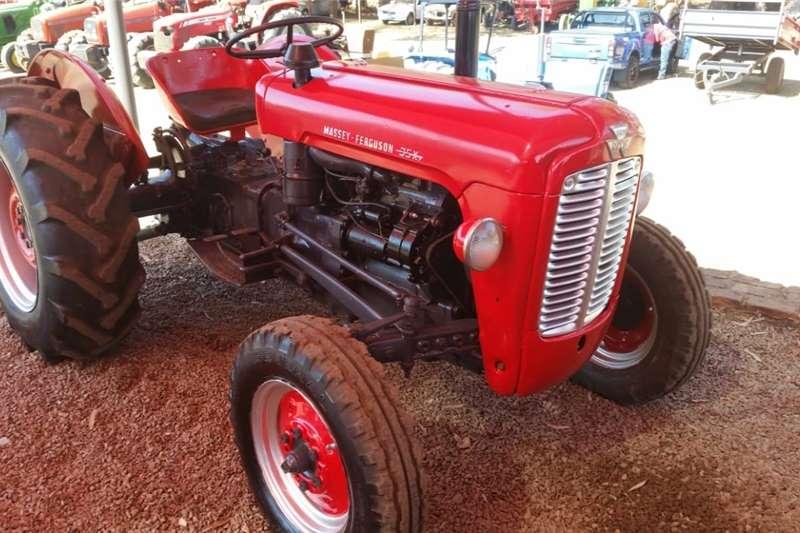 2WD tractors Massey Ferguson (MF) 35x 4X2 Tractors