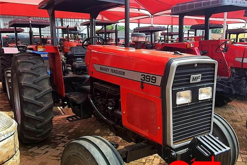 2WD tractors MASSEY FERGUSON / MF 399 (641) Tractors