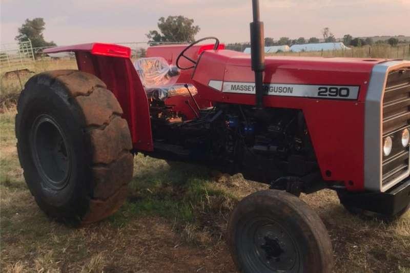 2WD tractors Massey fergusson 290 for sale Tractors