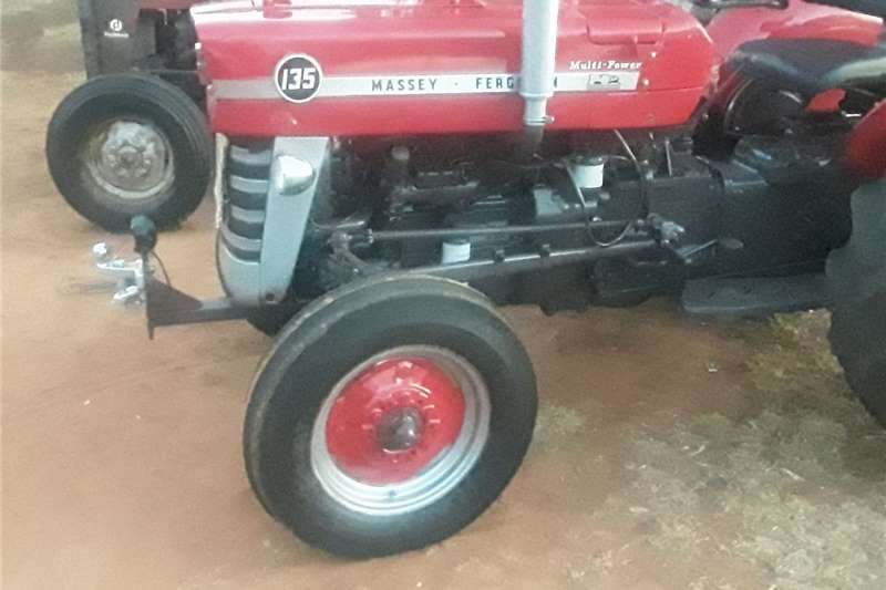 2WD tractors Massey135 tractor Tractors