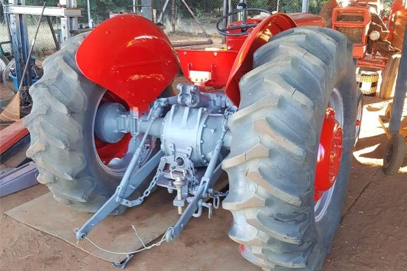 2WD tractors Messay Ferguson 65 Tractor Tractors