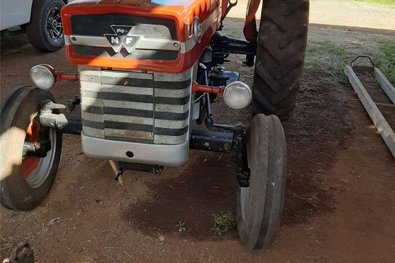 2WD tractors Mf 135 for sale Tractors