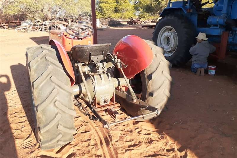 2WD tractors Mf 240 tractor for sale Tractors