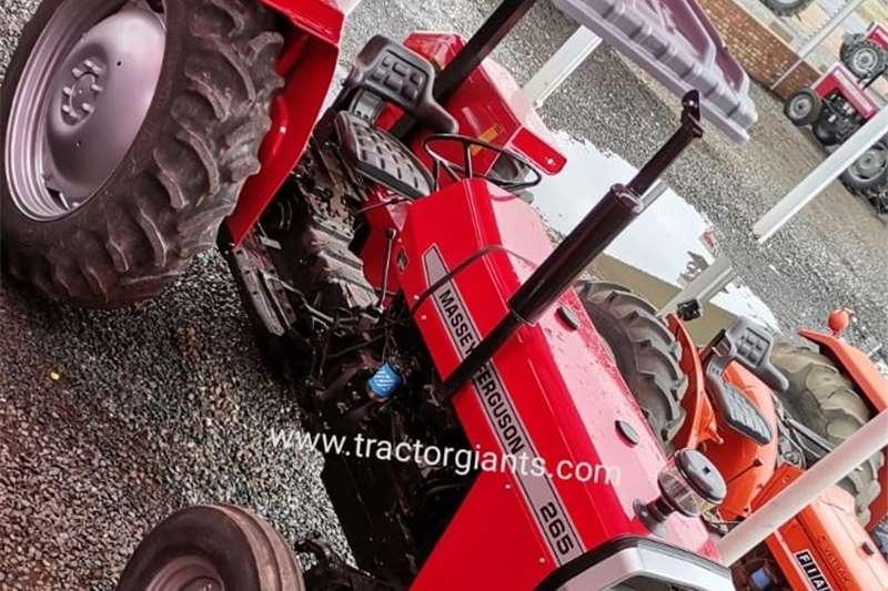 2WD tractors MF265 (1614) Tractors