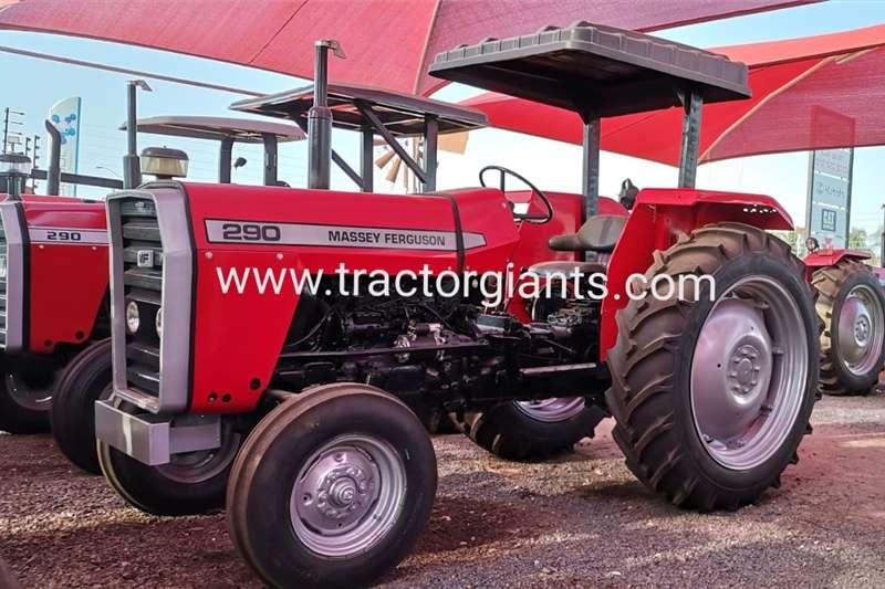 2WD tractors MF290 (1120) Tractors